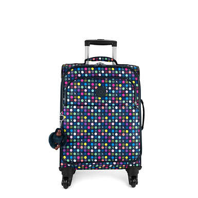 Parker Small Printed Wheeled Carry-On Luggage - K Multi Dot