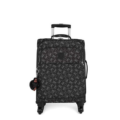Parker Small Printed Wheeled Carry-On Luggage