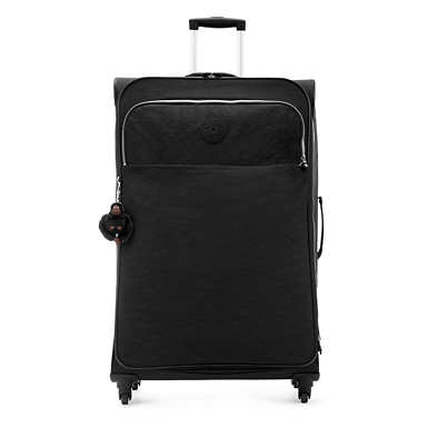 Parker Large Rolling Luggage - Black