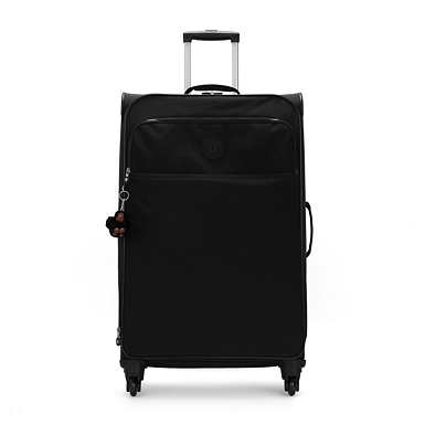 Parker Large Rolling Luggage - Black Tonal Zipper