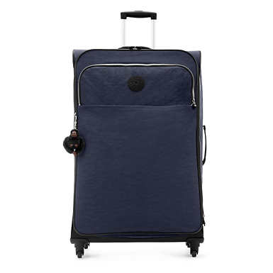 Parker Large Rolling Luggage - True Blue