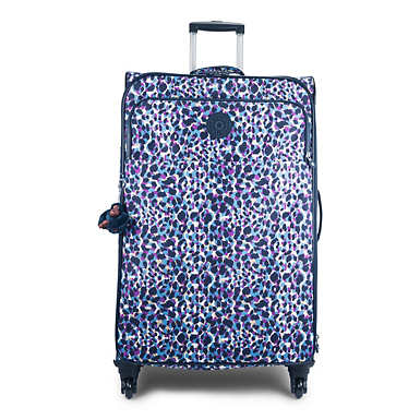 Parker Large Printed Rolling Luggage - Blended Geo