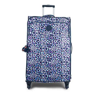 키플링 파커 러기지 라지 Kipling ParkerLarge Printed Rolling Luggage,Blended Geo