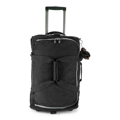 Teagan Small Wheeled Luggage - Black
