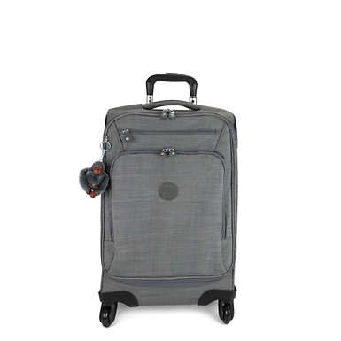 Youri Spin 55 Small Luggage - Dusty Grey Dazz