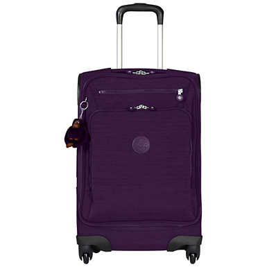 Youri Spin 55 Small Luggage - Dazz Purple