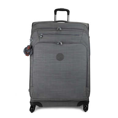 Youri Spin 78 Large Luggage - Dusty Grey Dazz