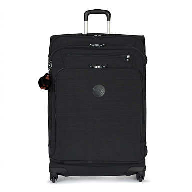 Youri Spin 78 Large Luggage - Dazz Black
