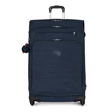 Youri Spin 78 Large Luggage - True Dazz Navy