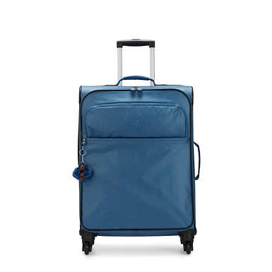 Parker Medium Metallic Rolling Luggage