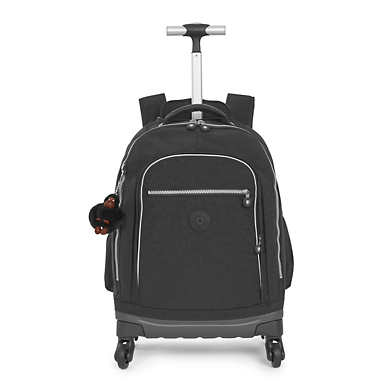 Echo II Rolling Backpack - Black