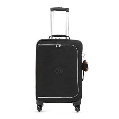 Cyrah Small Carry-On Rolling Luggage - Black