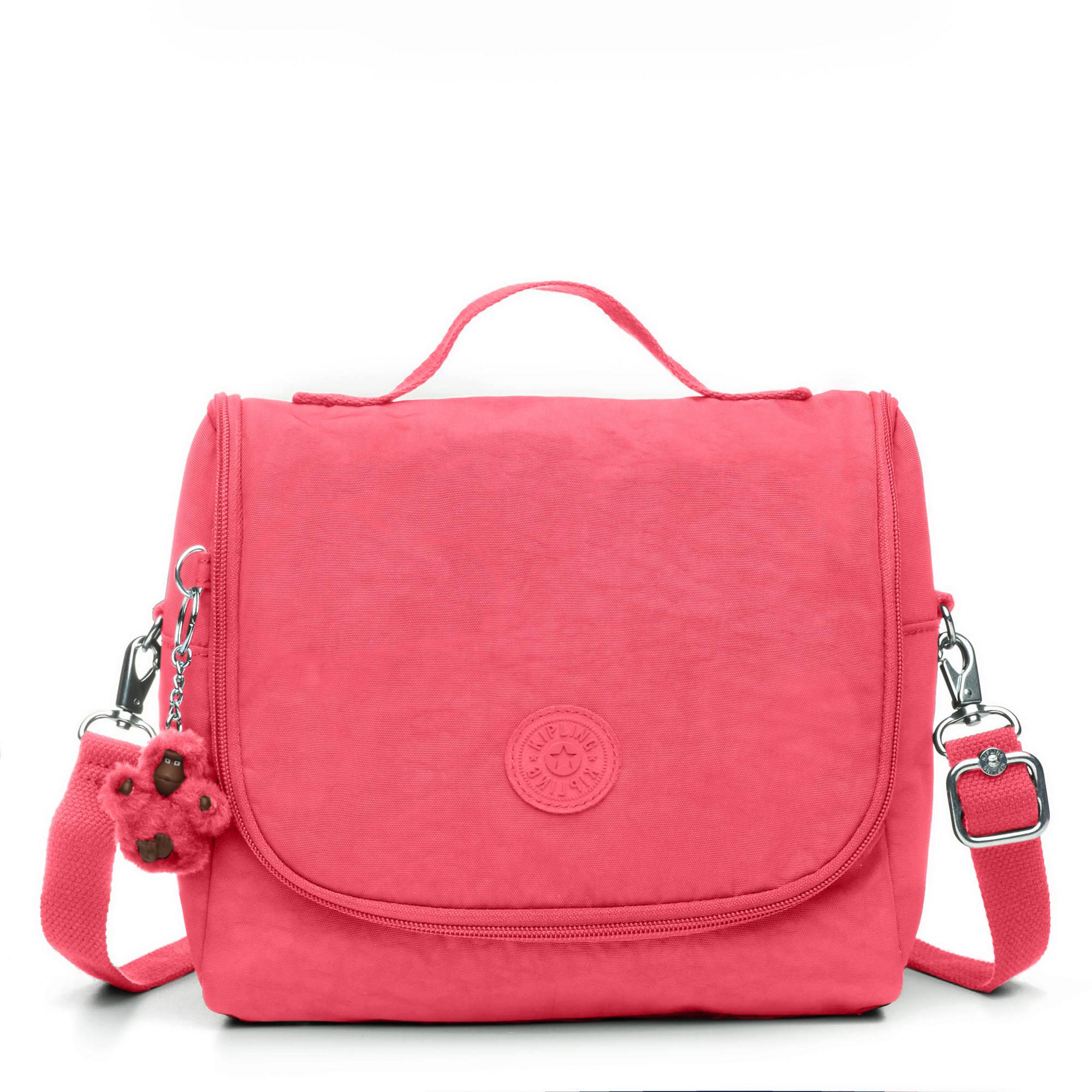 9e6ff2a09 Kichirou Lunch Bag,Grapefruit Tonal Zipper,large