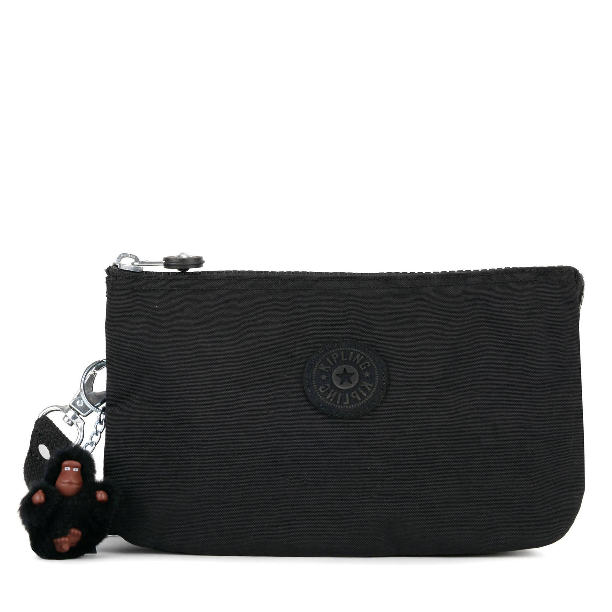 0e9ac5042ca Creativity Extra Large Pouch,Black Tonal Zipper,large
