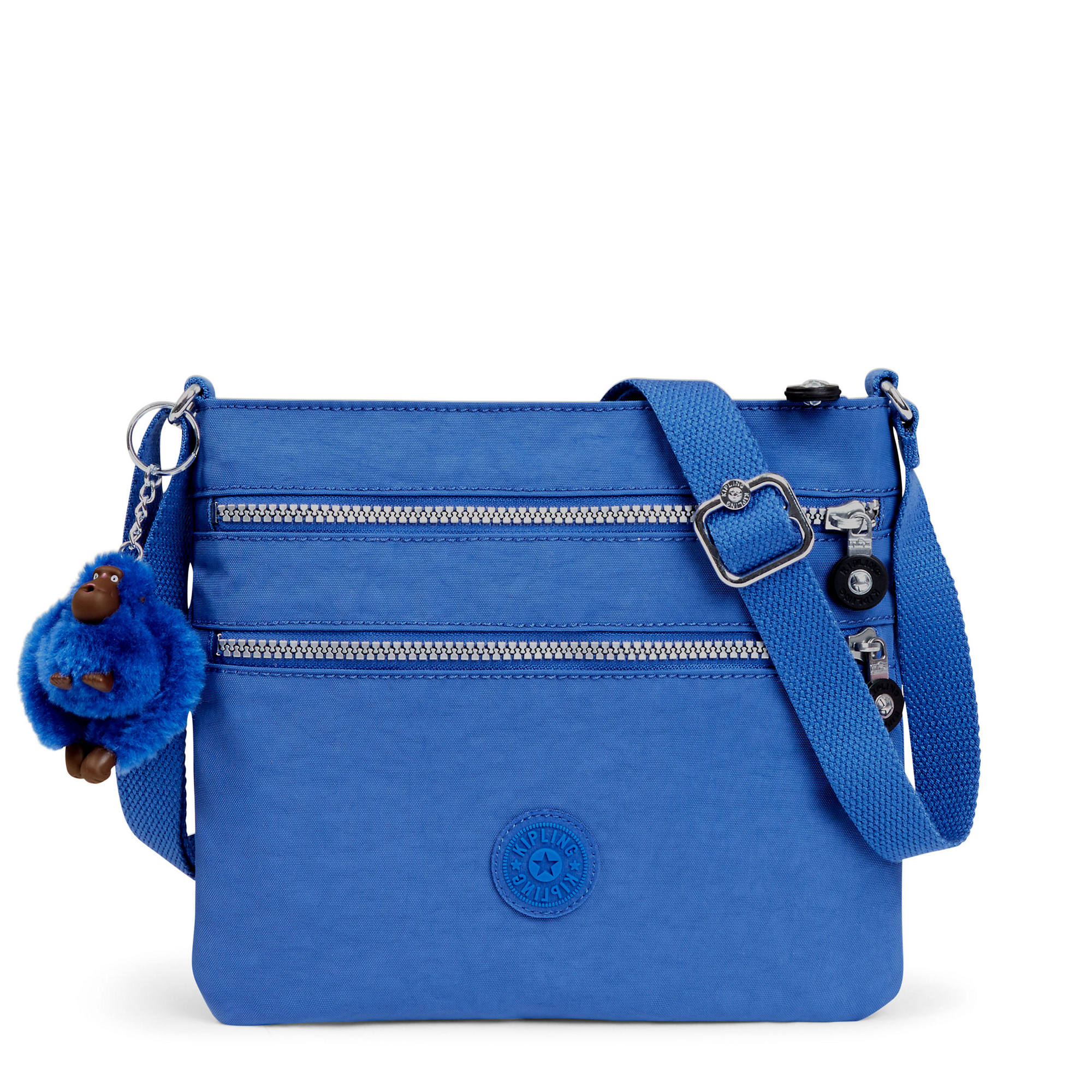 Abner Crossbody Bag Beloved Blue Large