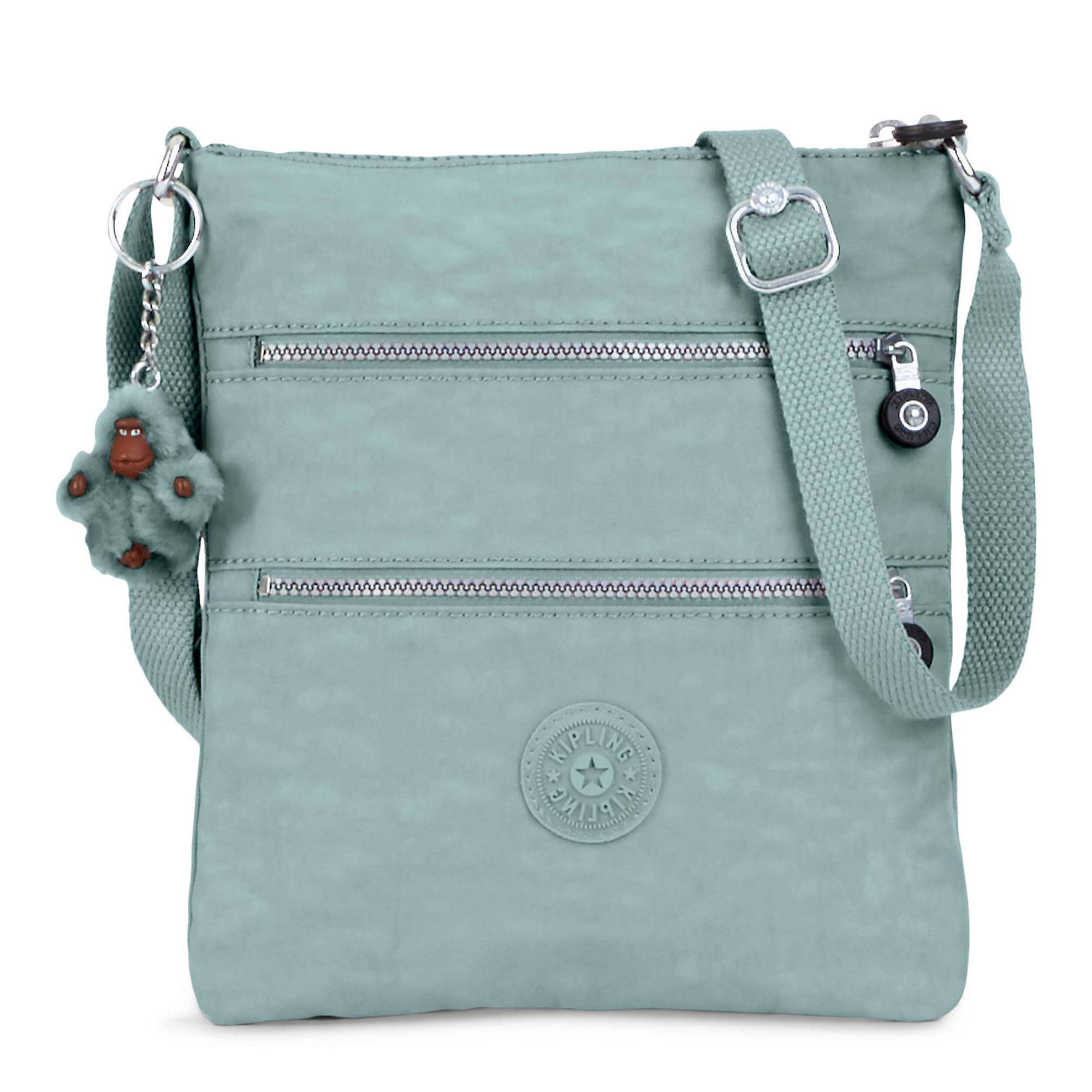 Keiko Crossbody Mini Bag - Smoke Blue