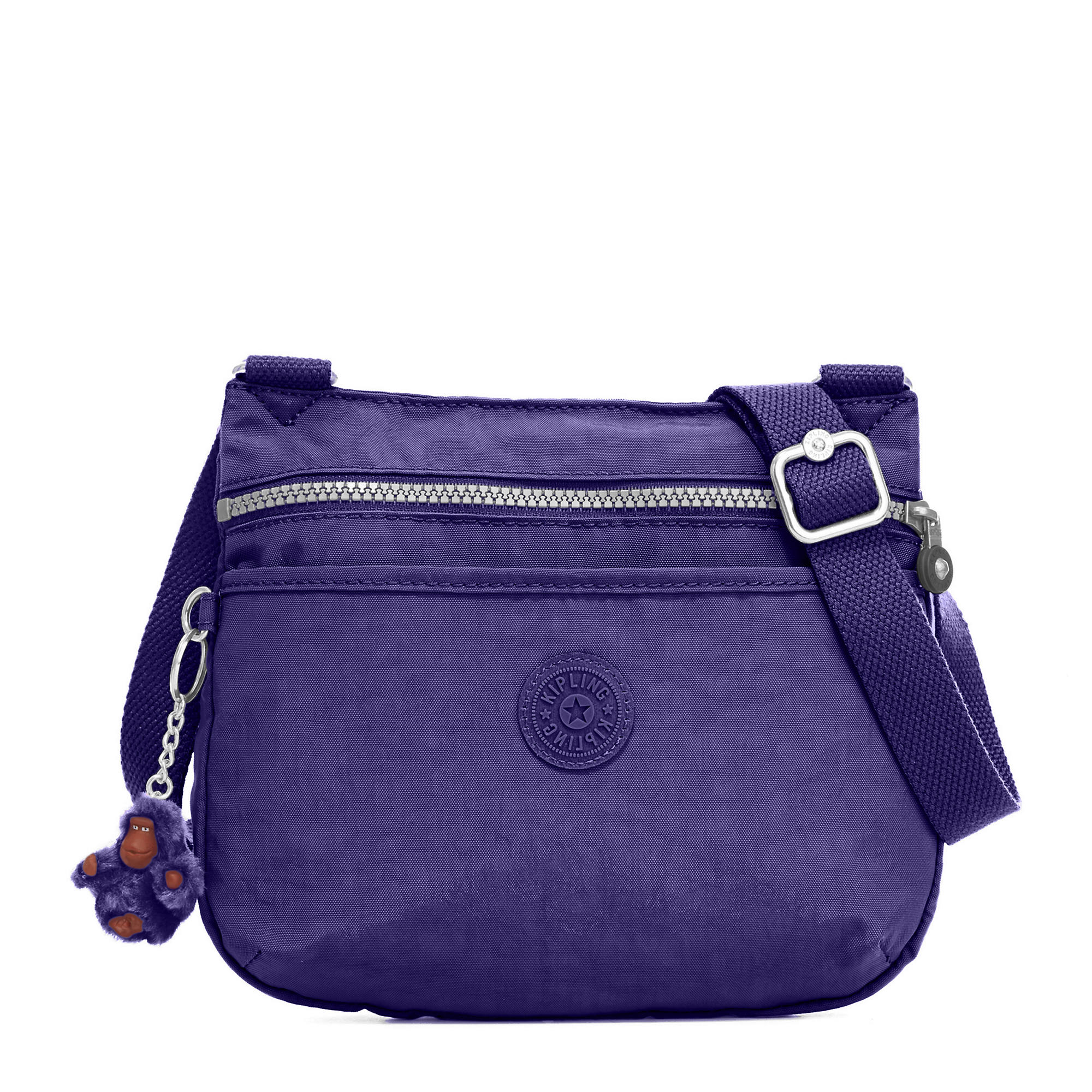 Emmylou Crossbody Bag Berry Blue Large