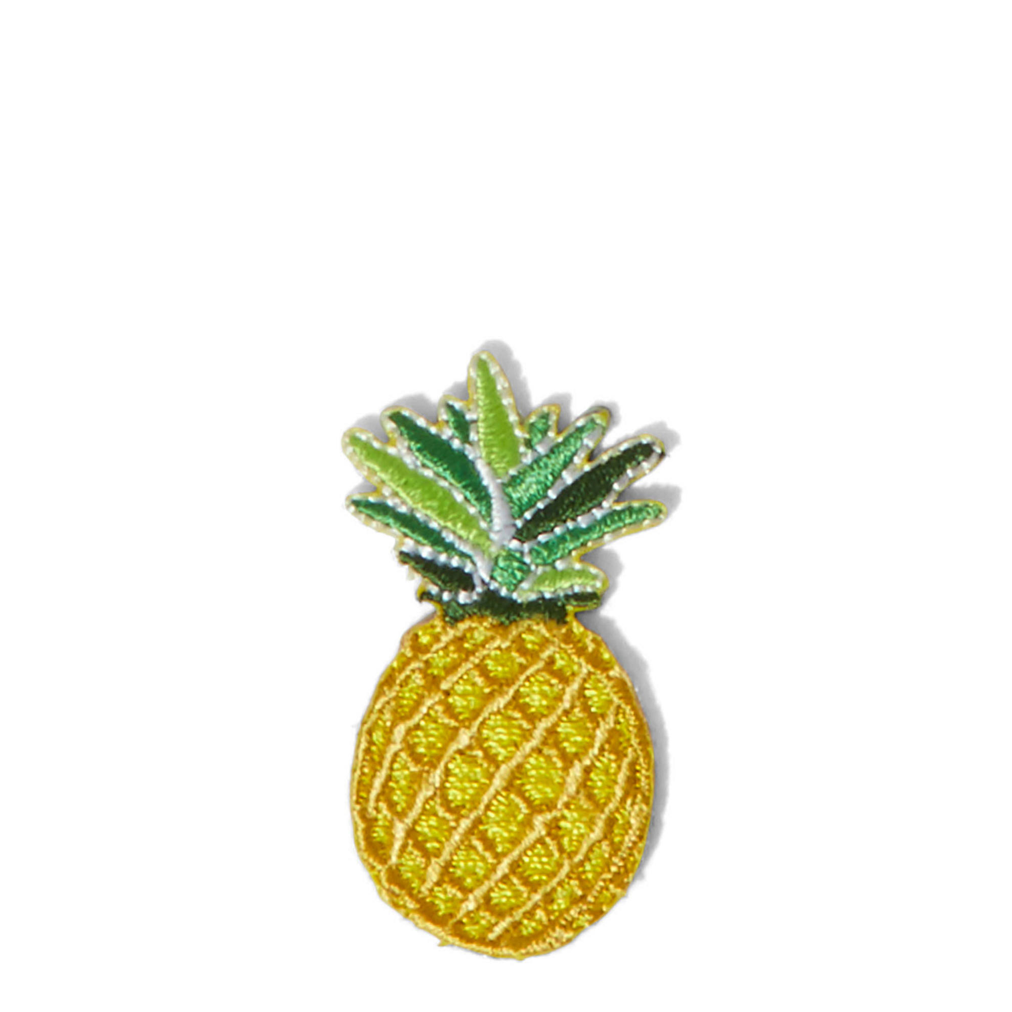 Pineapple Peel and Stick Patch