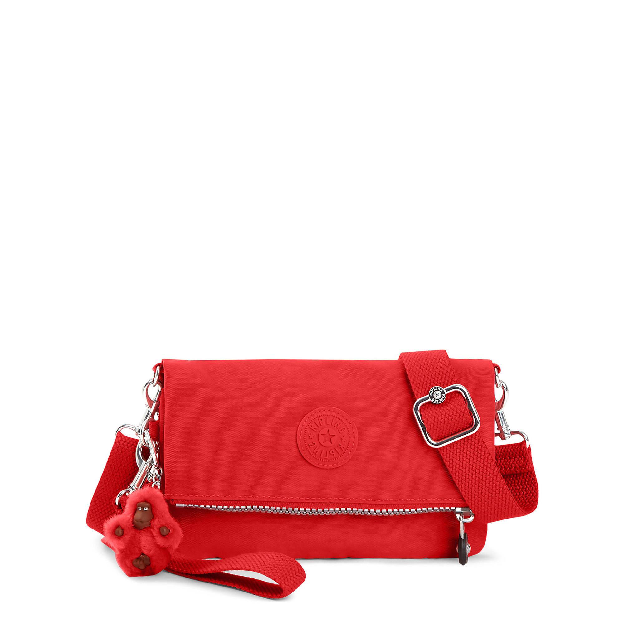 Lynne 3 In 1 Convertible Crossbody Bag Cherry Large