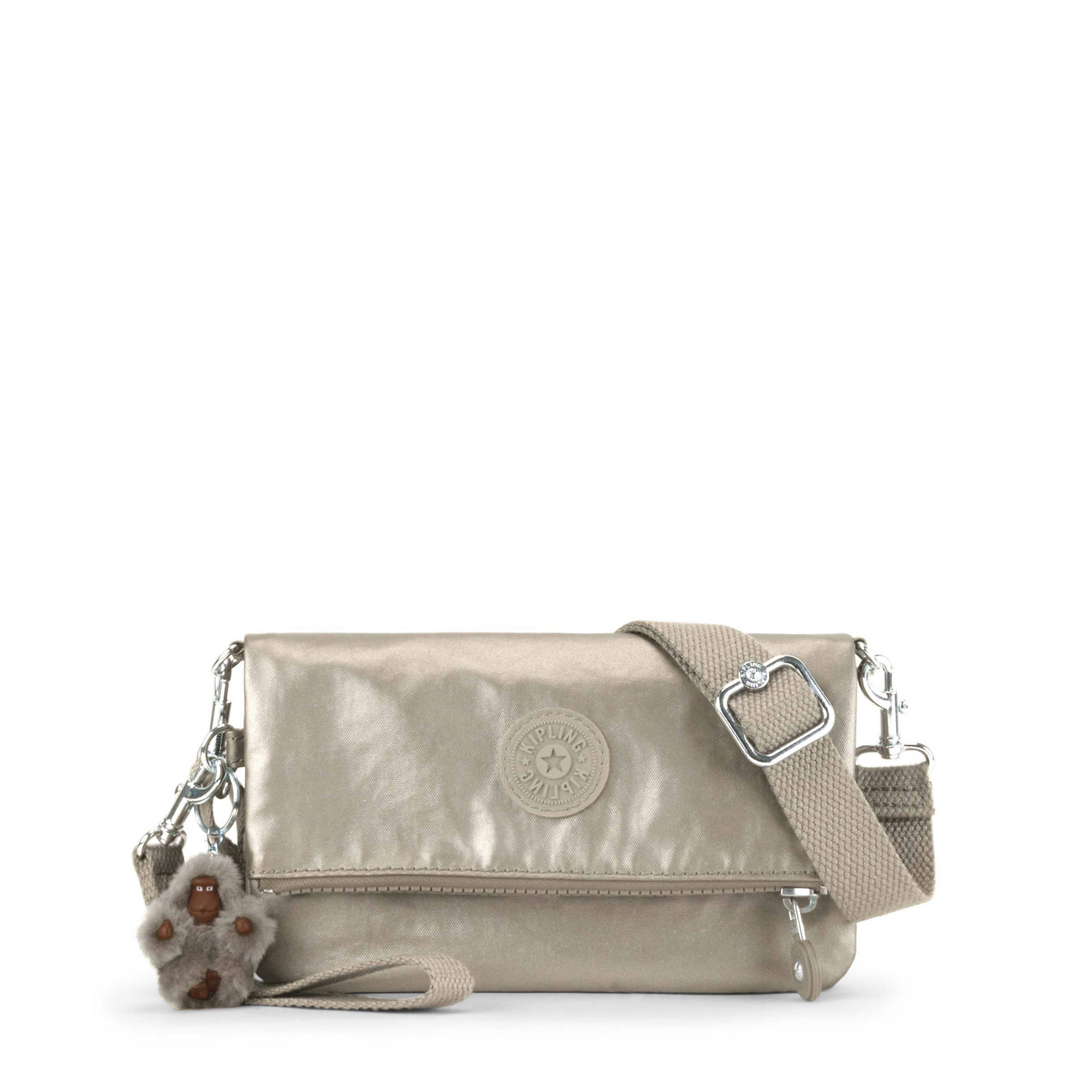 1be4652ca3 Lynne 3-in-1 Metallic Convertible Crossbody Bag
