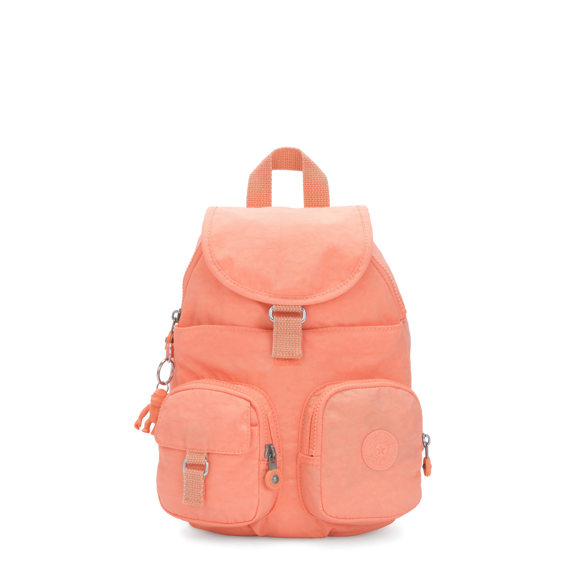 Lovebug Small Backpack,Peachy Coral,large-zoomed