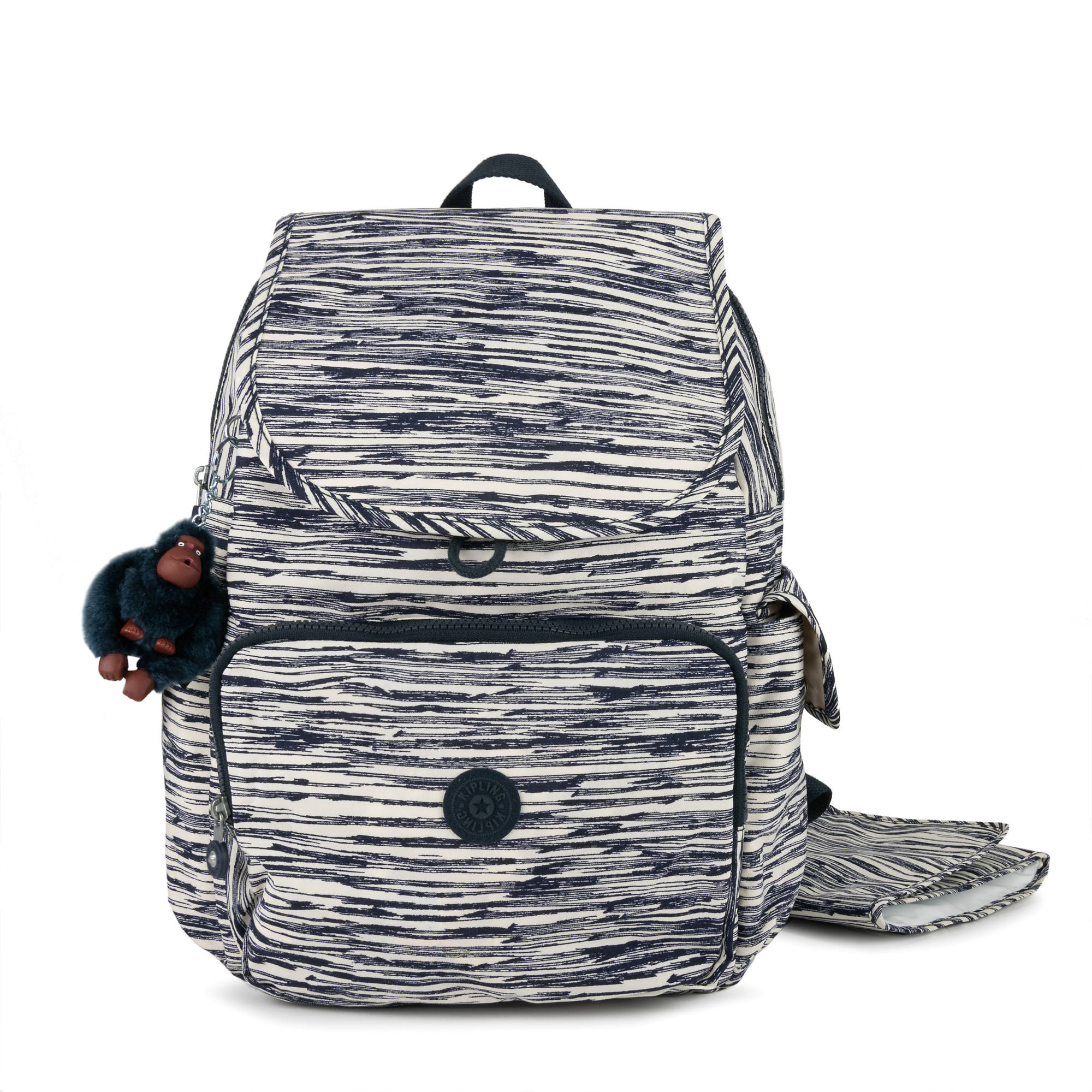 separation shoes great discount sale good selling Zax Printed Backpack Diaper Bag