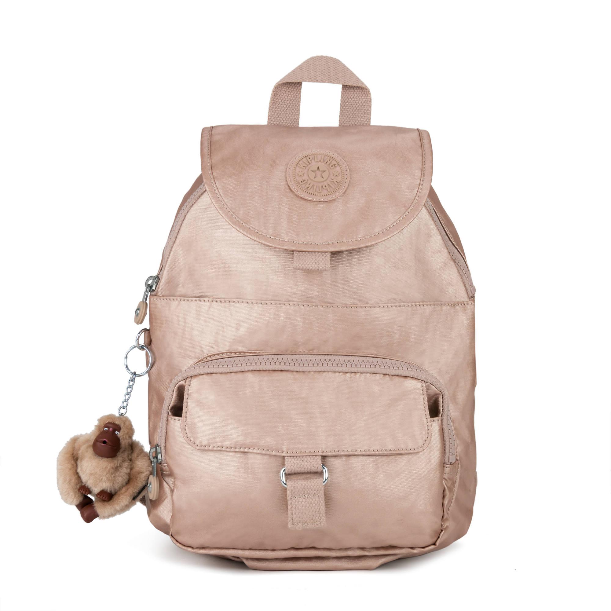 1ec176e24e Queenie Metallic Small Backpack