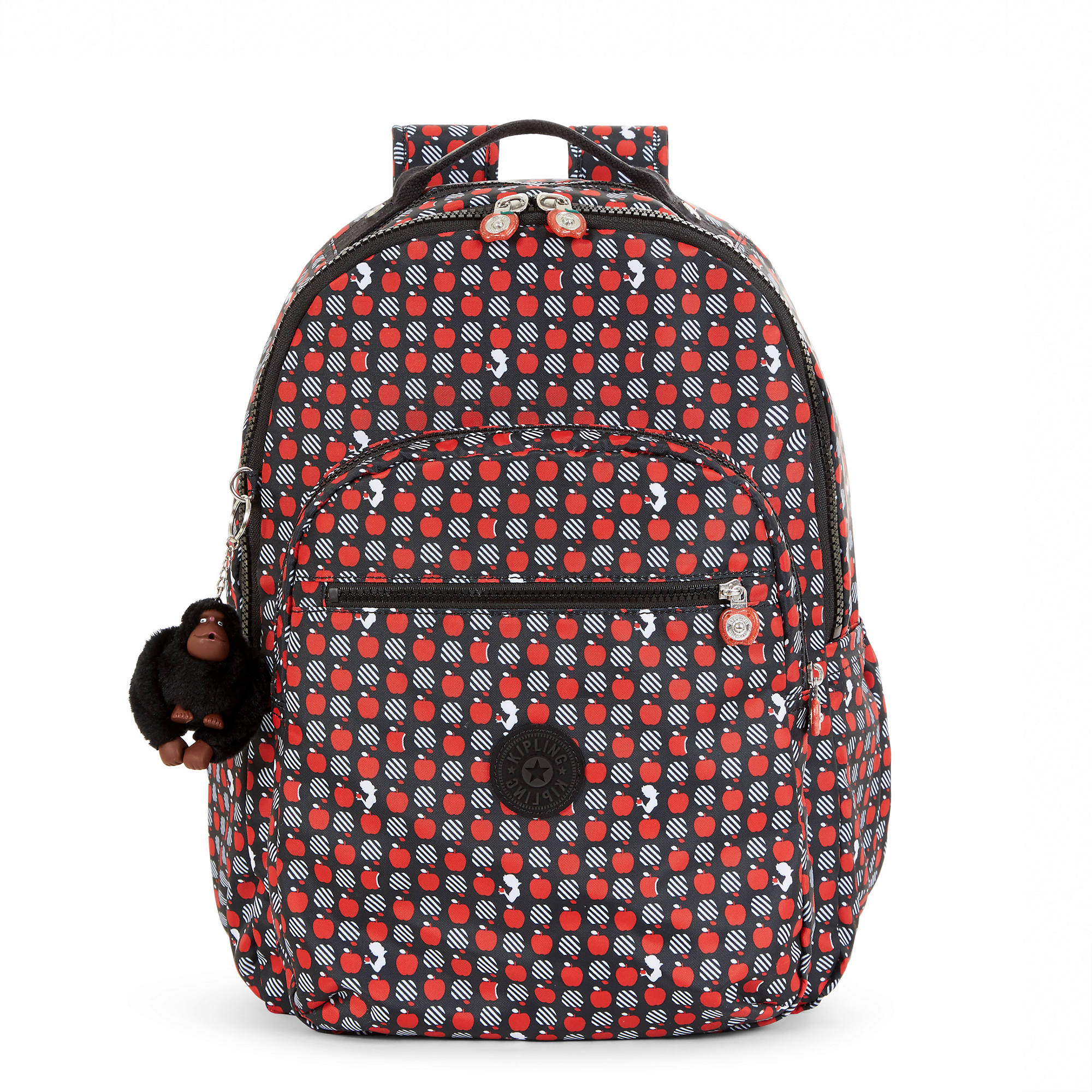 b67a0d06d5 Disney's Snow White Seoul Large Printed Laptop Backpack,Active Red,large
