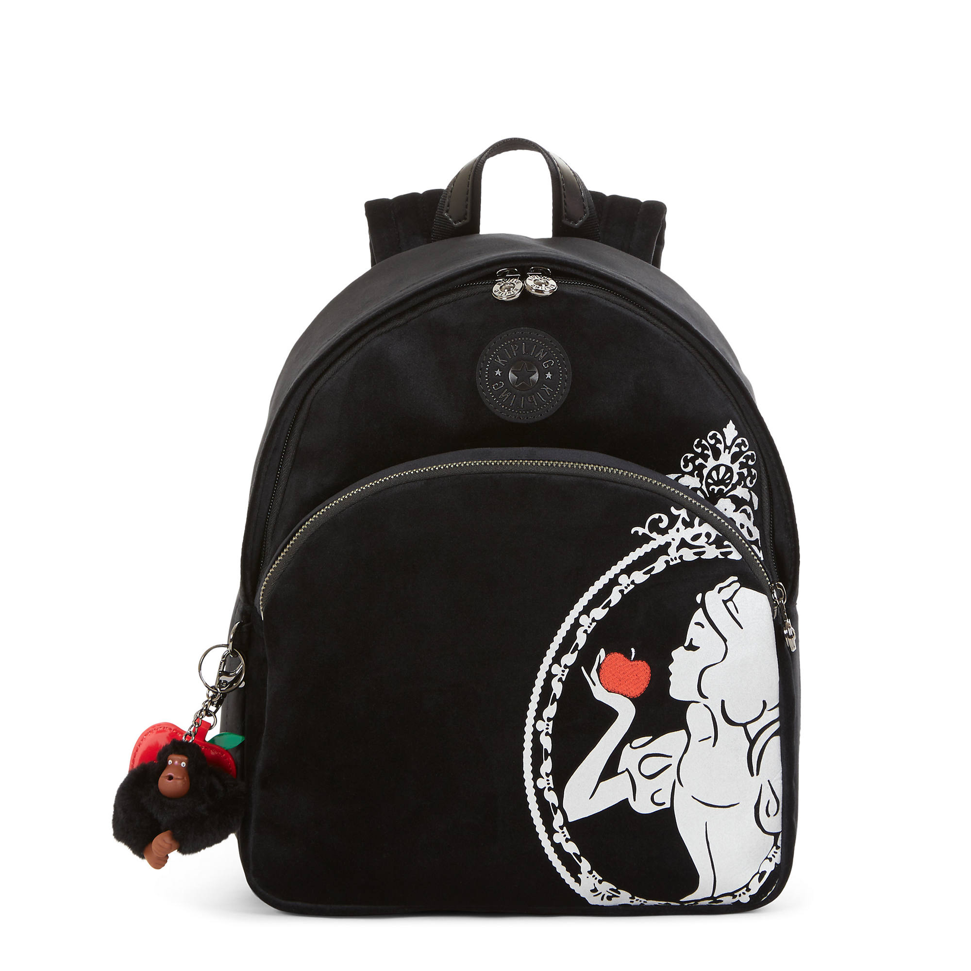 57e11f30e7 Disney's Snow White Paola Velvet Small Backpack