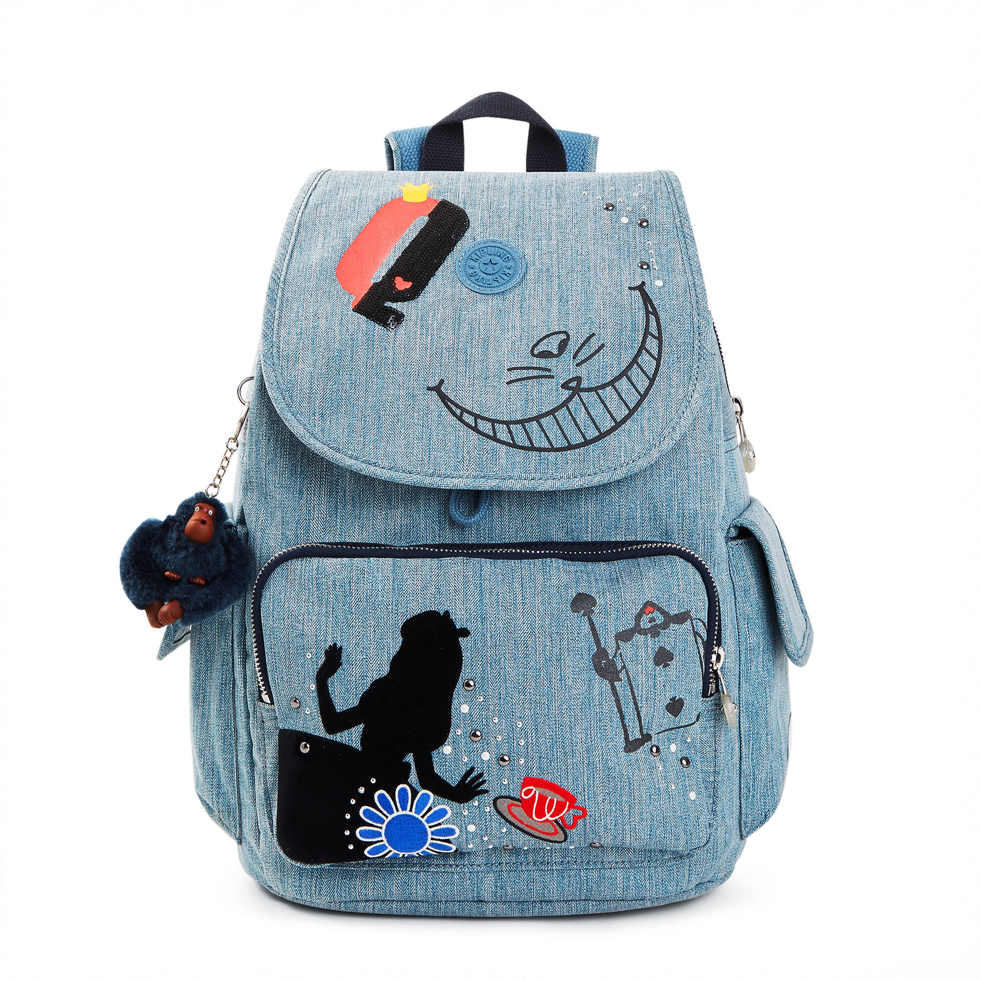 City Wonderland Alice Pack Printed Backpack Disney's In Ib7gyvfY6
