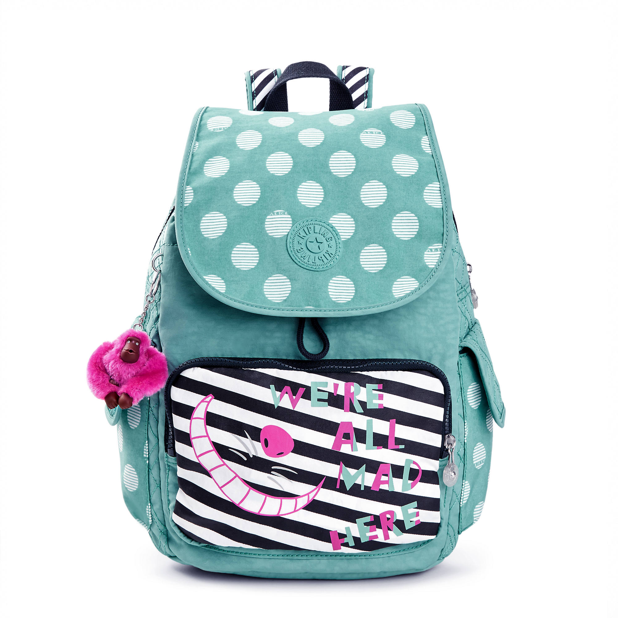 City Pack Disney's Alice in Wonderland Printed Backpack