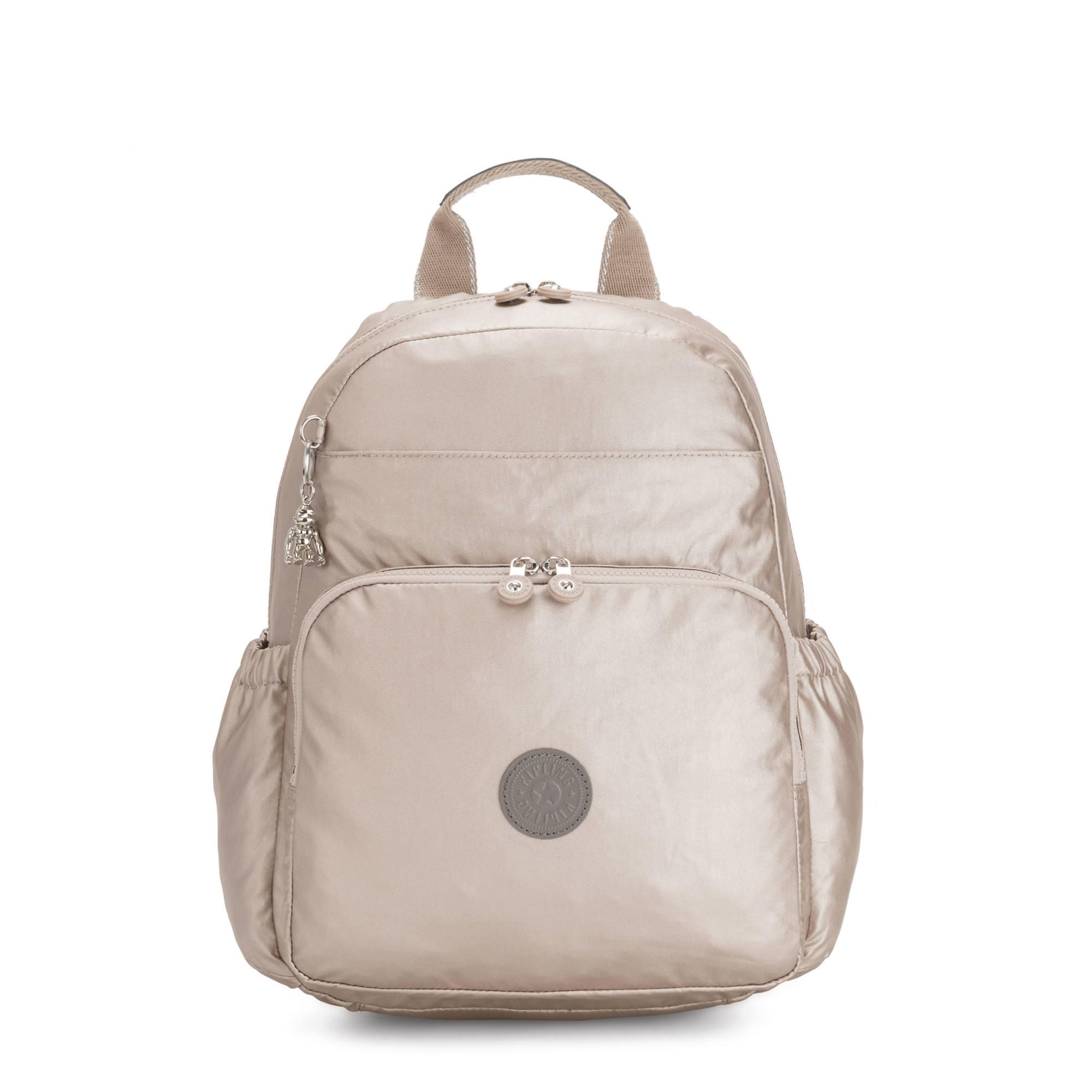 Maisie Metallic Diaper Backpack