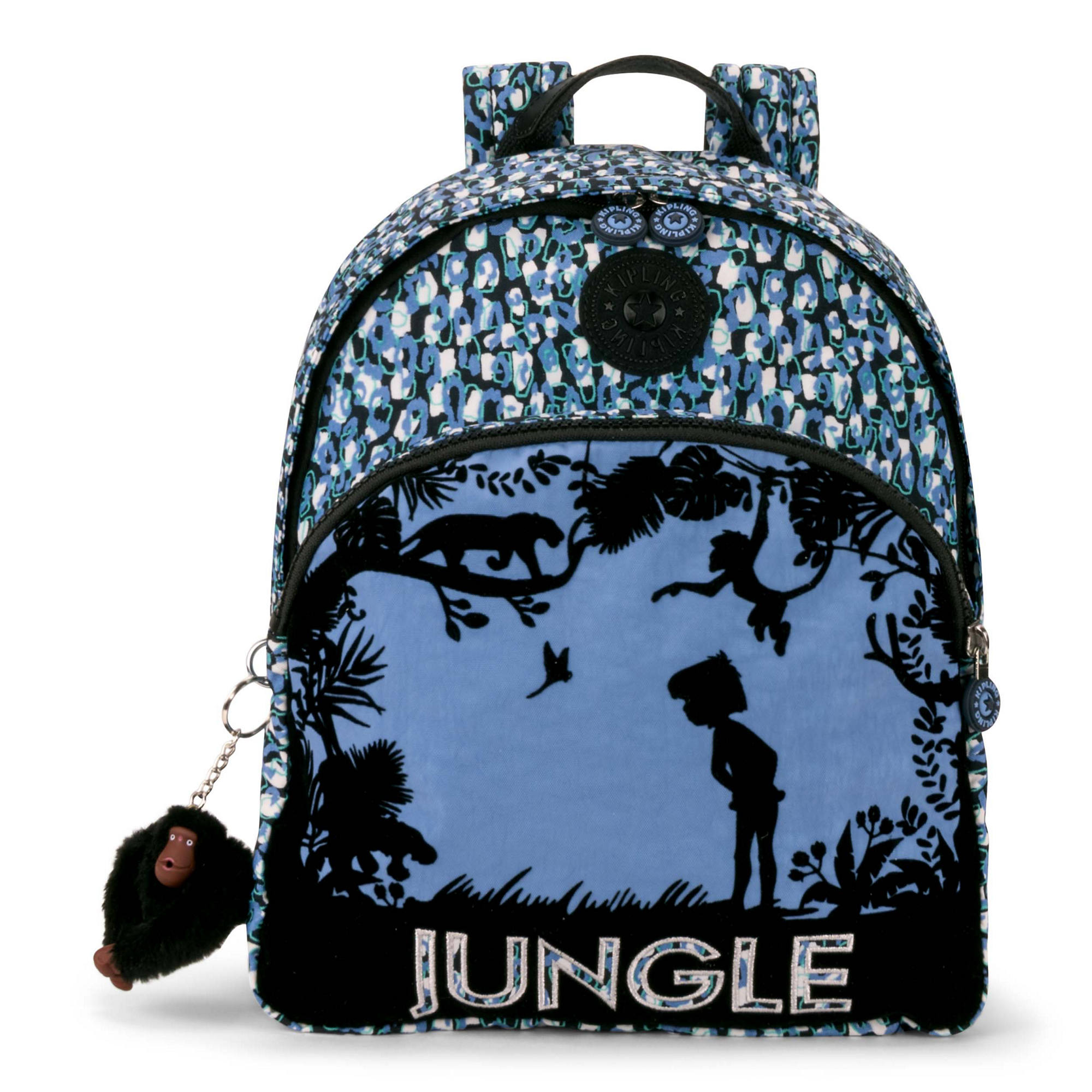 Disney S Jungle Book Paola Small Backpack In The Wild Large