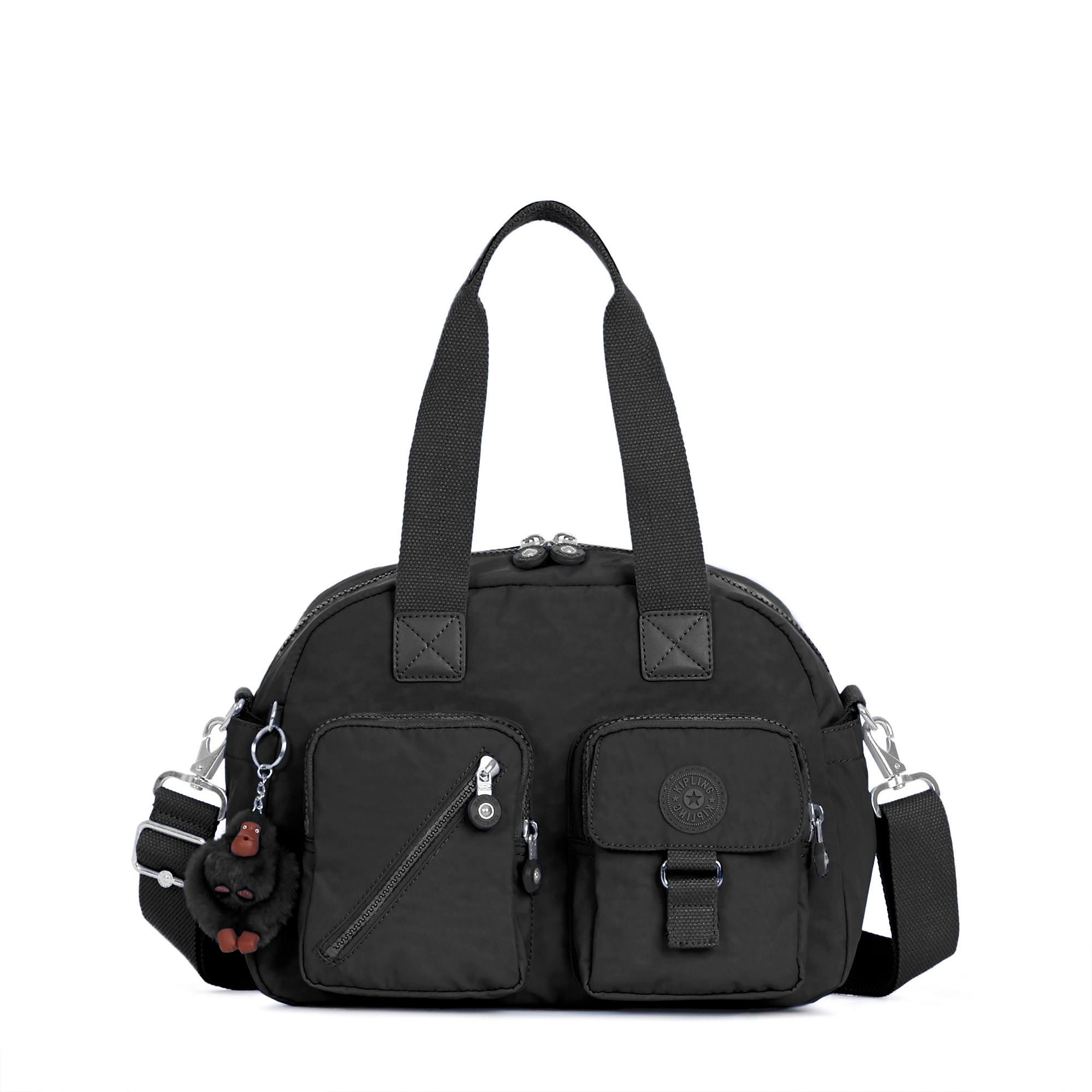 702a578355 Defea Handbag,True Black,large