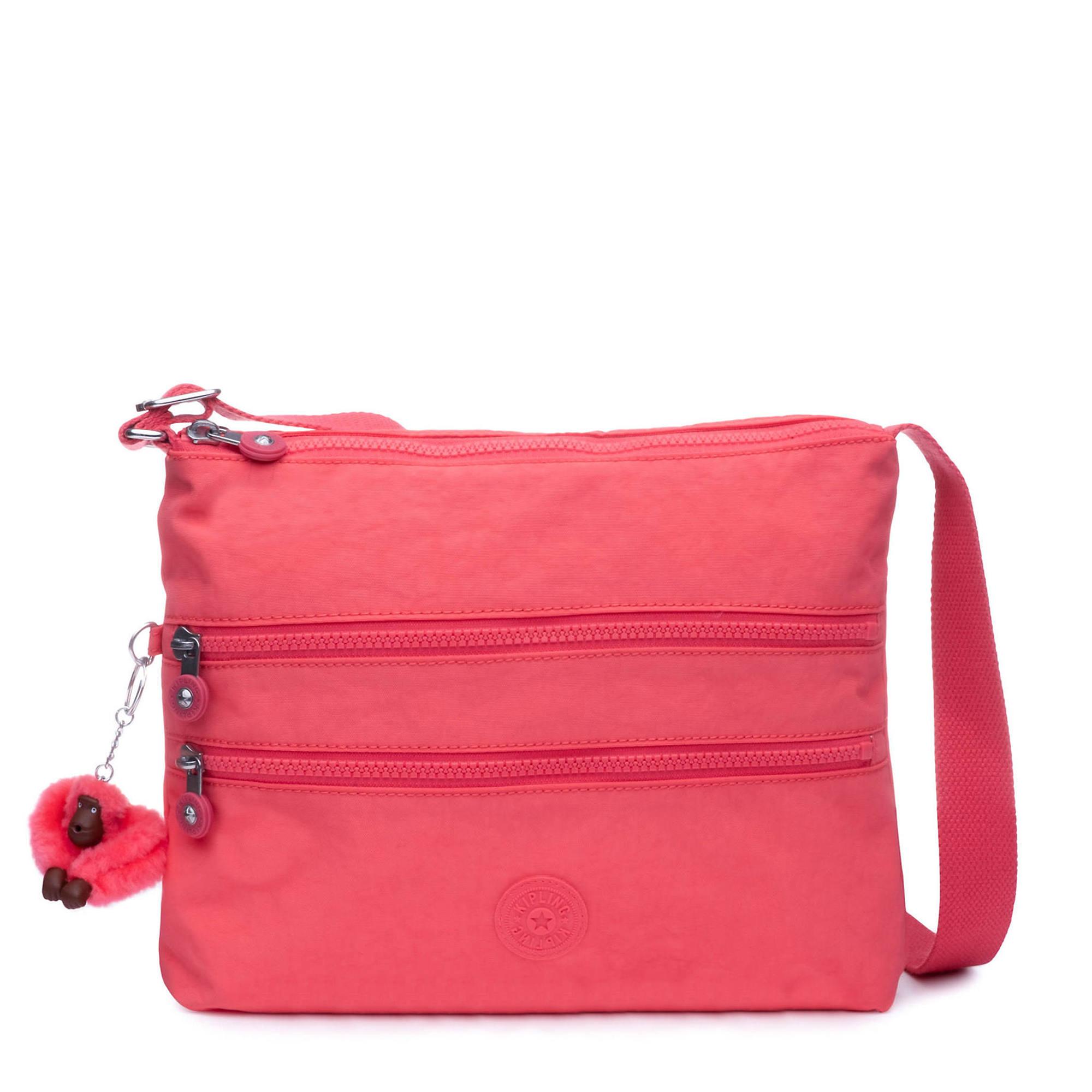 4cc6b6923 Alvar Crossbody Bag,Grapefruit Tonal Zipper,large