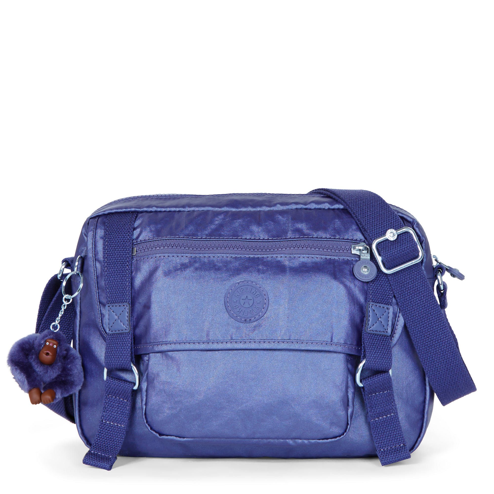 5070a6c64 Gracy Crossbody Bag,Enchanted Purple Metallic,large