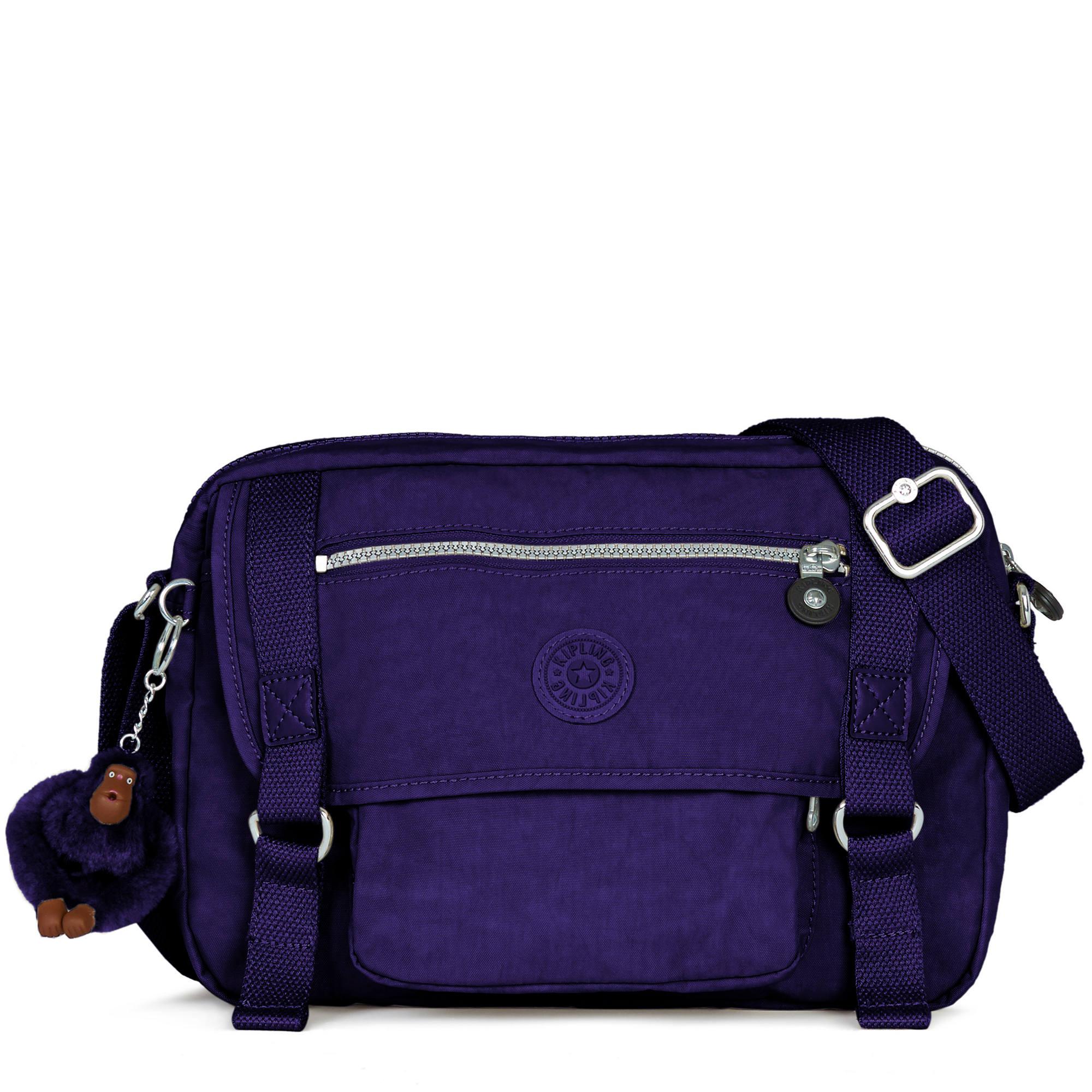 Gracy Crossbody Bag Berry Blue Large
