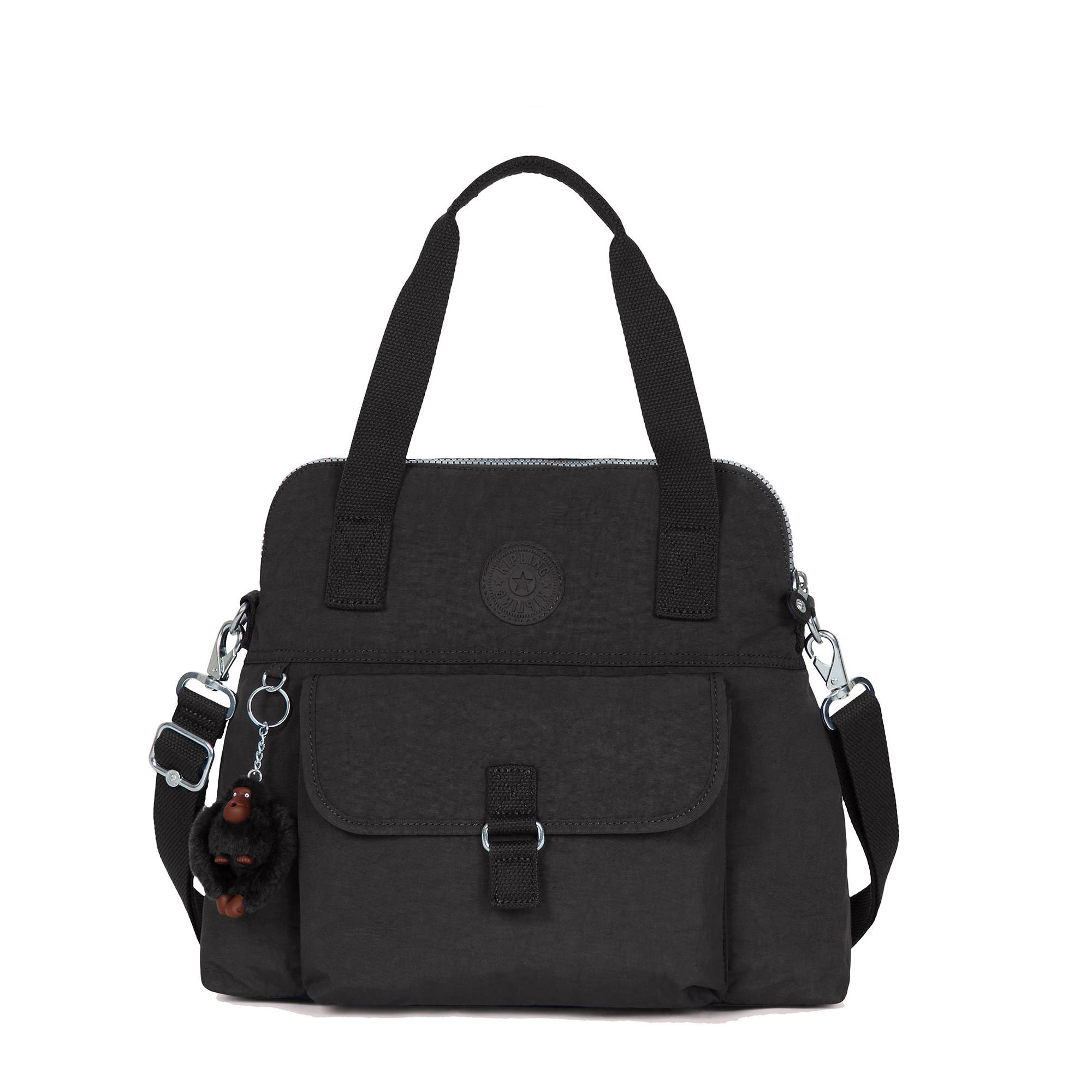 76574aa943 Pahneiro Handbag,Black Classic,large