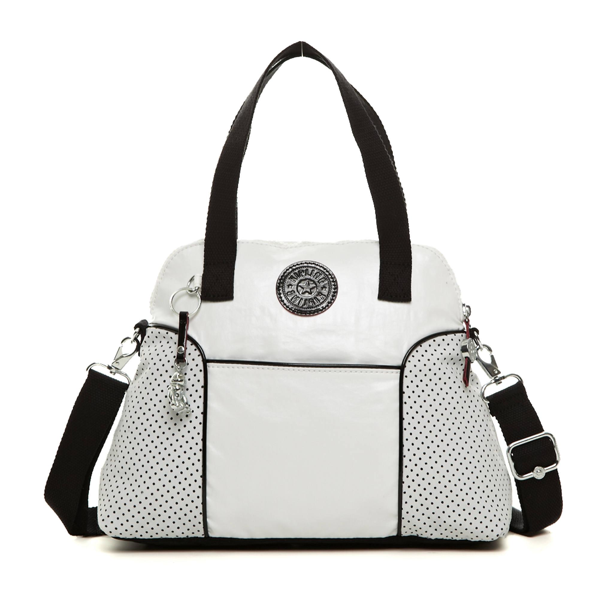 d19e4f550c Pahneiro Perforated Bag,Alabaster Classic,large