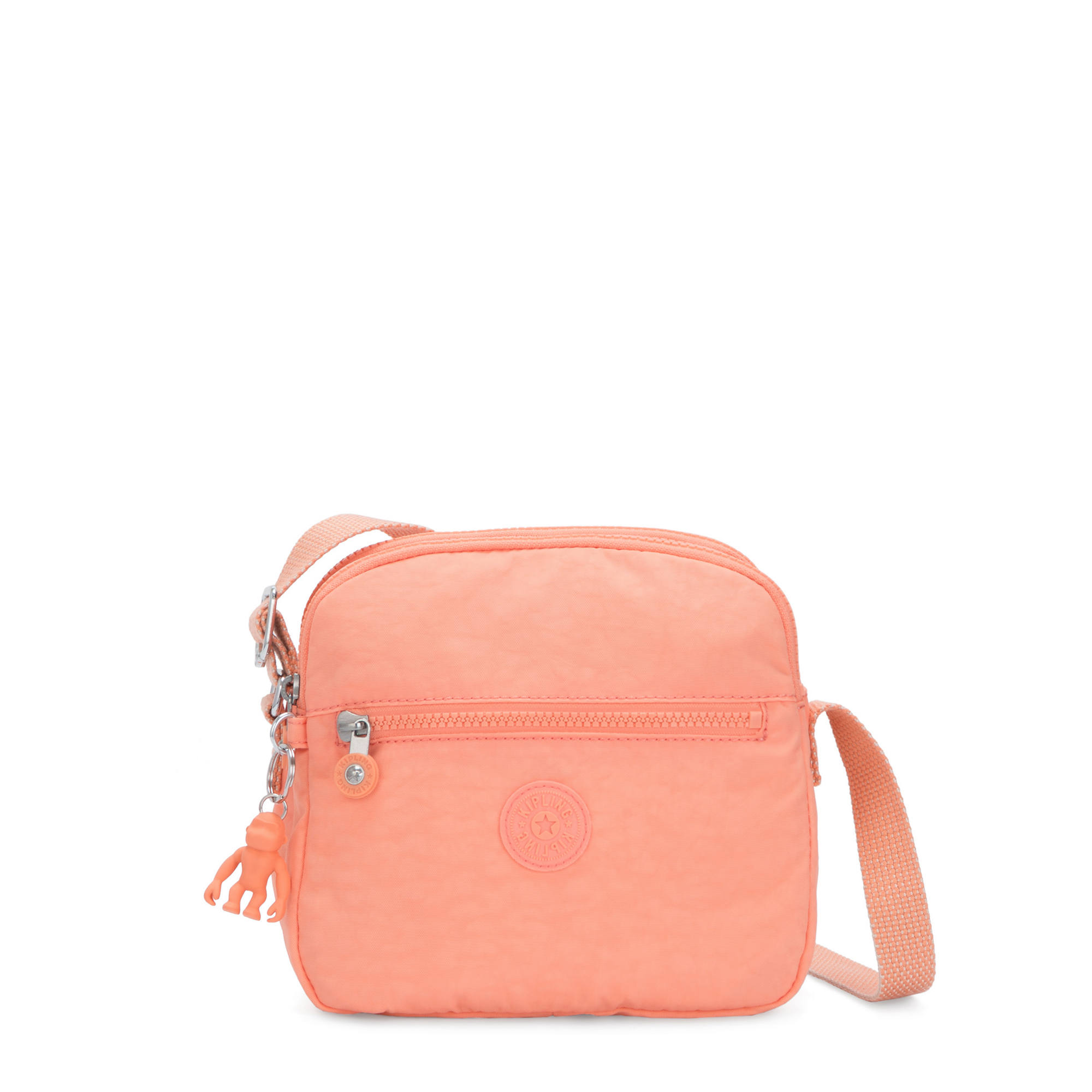 Keefe Crossbody Bag,Peachy Coral,large-zoomed