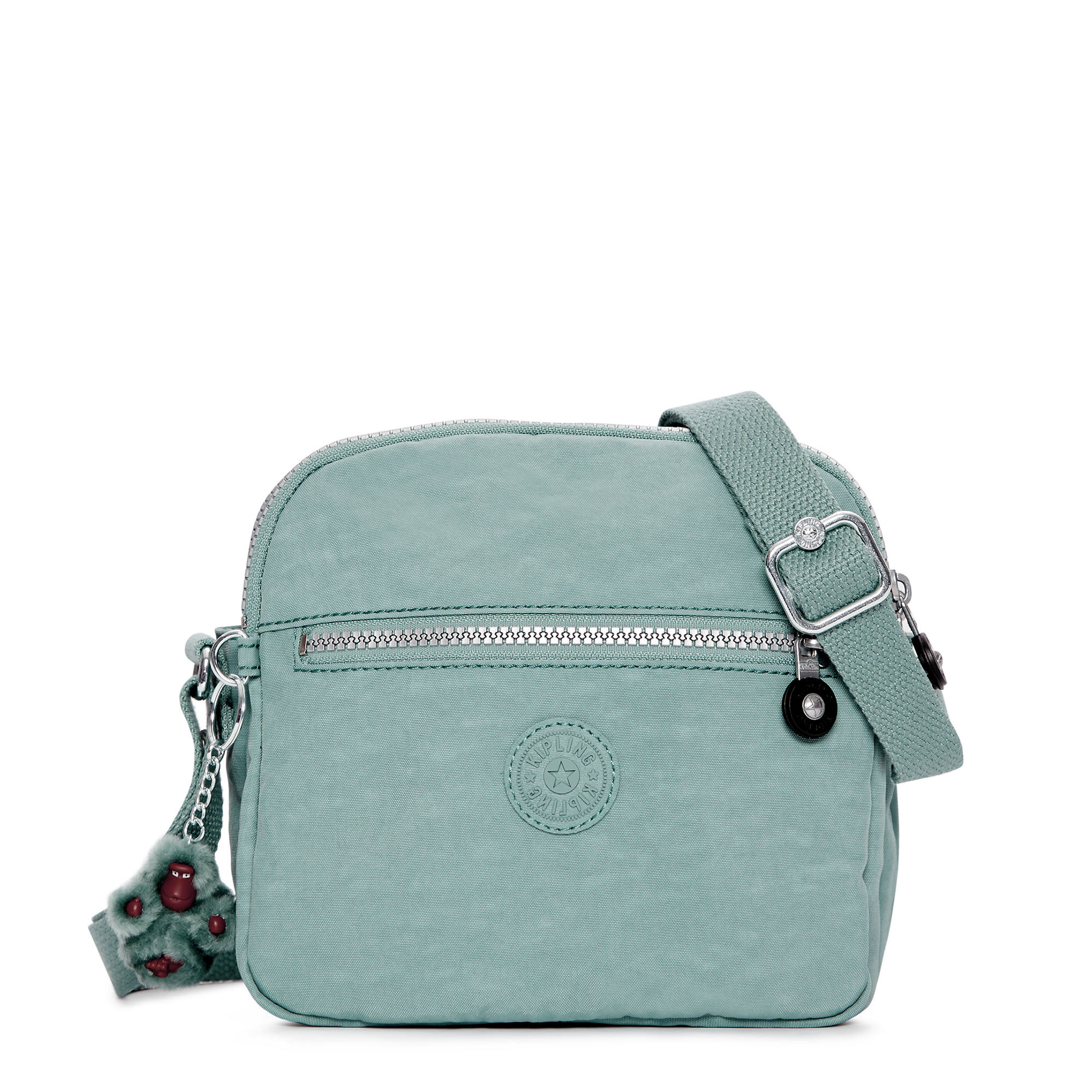 Keefe Crossbody Bag Smoke Blue Large