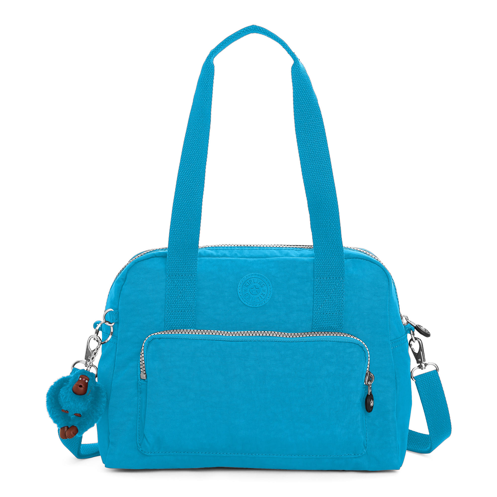 Dania Handbag Polaris Blue Large