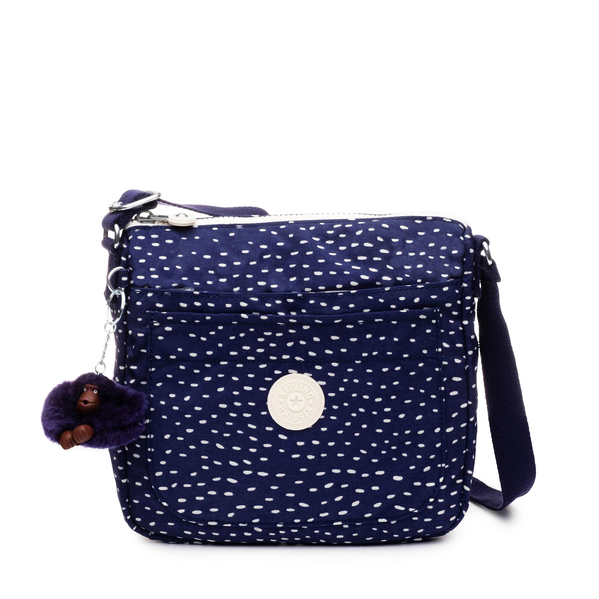 19687ca54c8 Sebastian Printed Crossbody Bag,Surreal Dot,large
