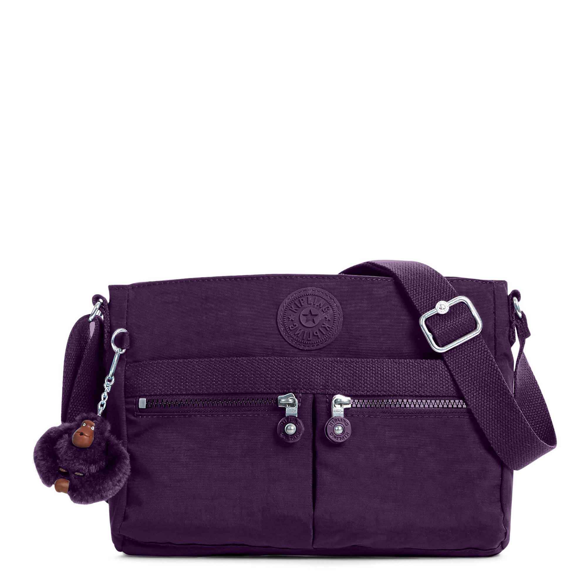 Angie Handbag Deep Purple Large