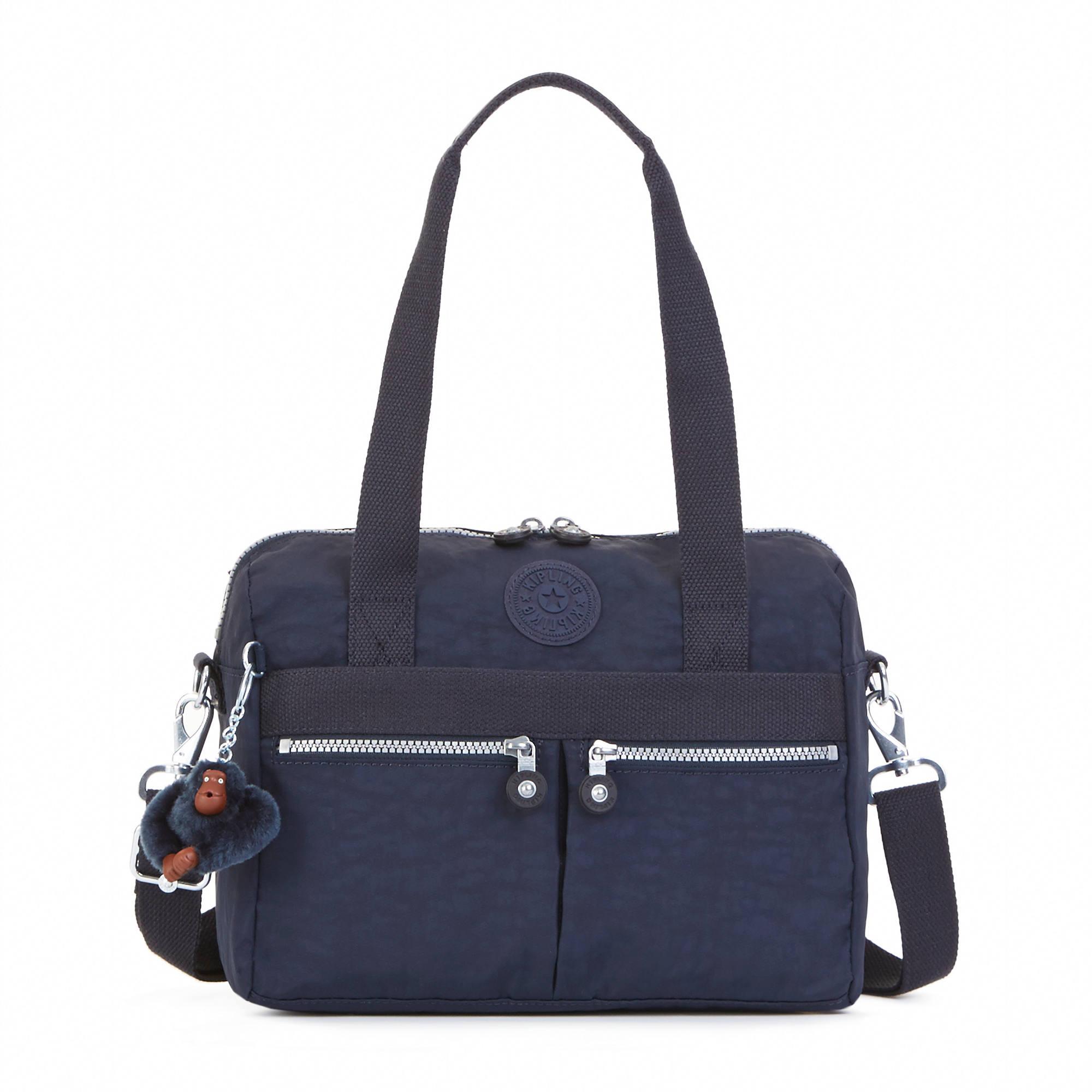 b65c250dfc2 Klara Handbag,True Blue Classic,large