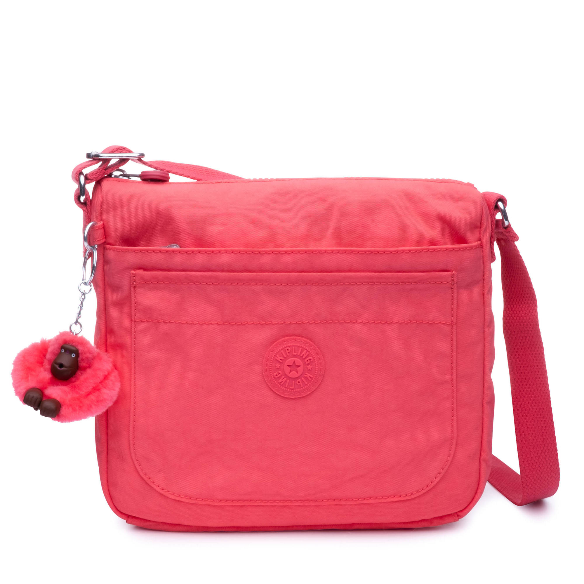 0561f4a14 Sebastian Crossbody Bag,Grapefruit Tonal Zipper,large