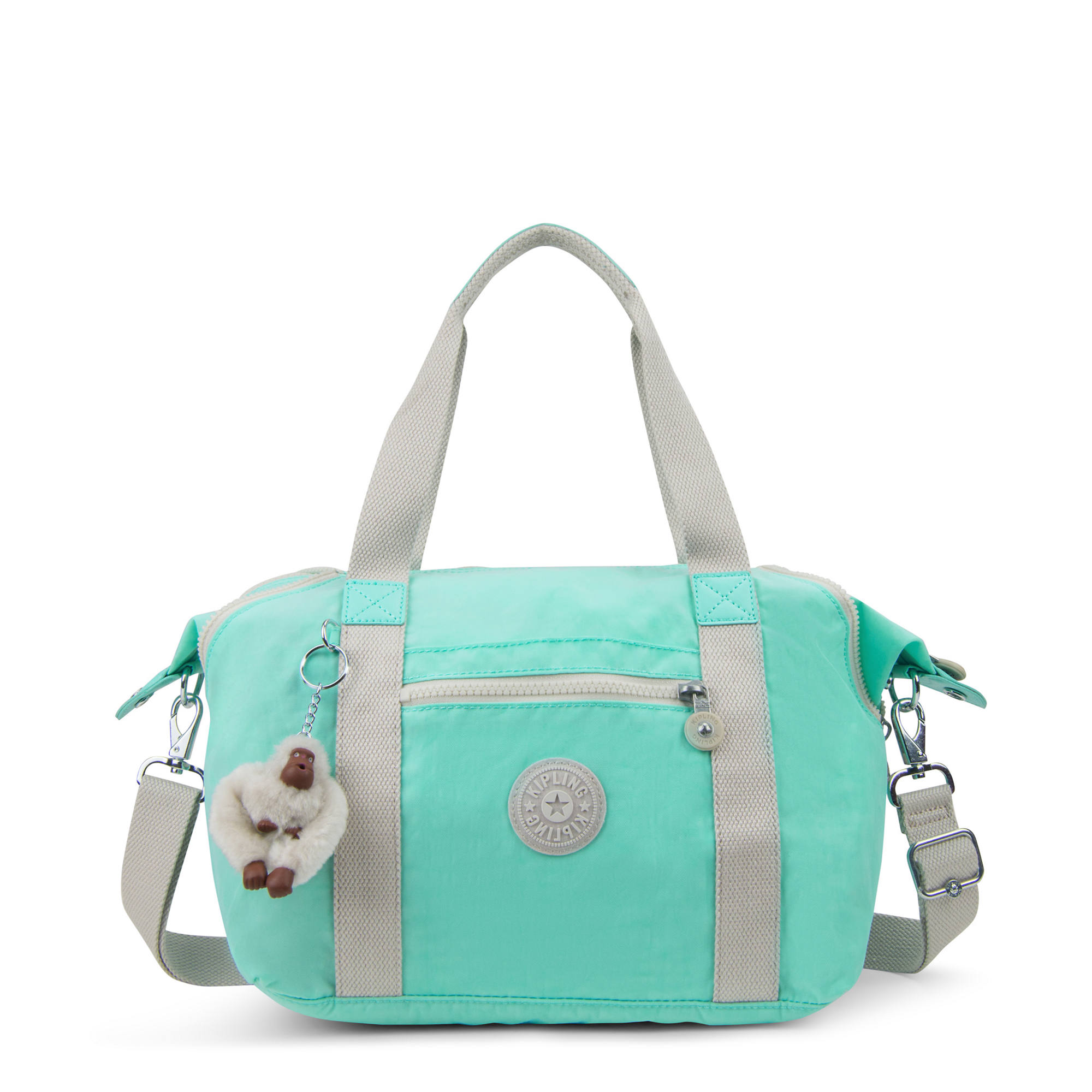 676727c63d Art Small Handbag,Fresh Teal,large