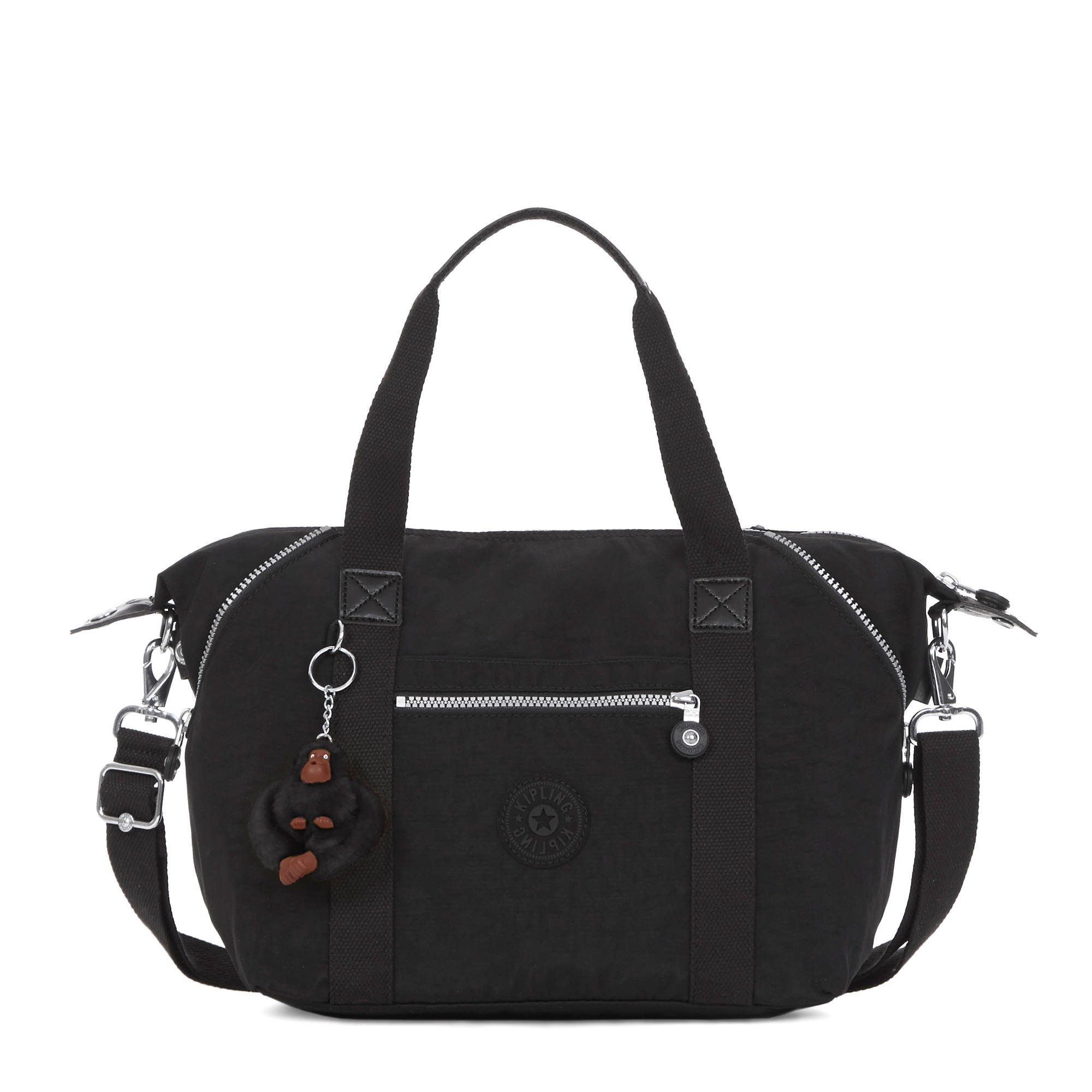 Art Small Handbag Black Large