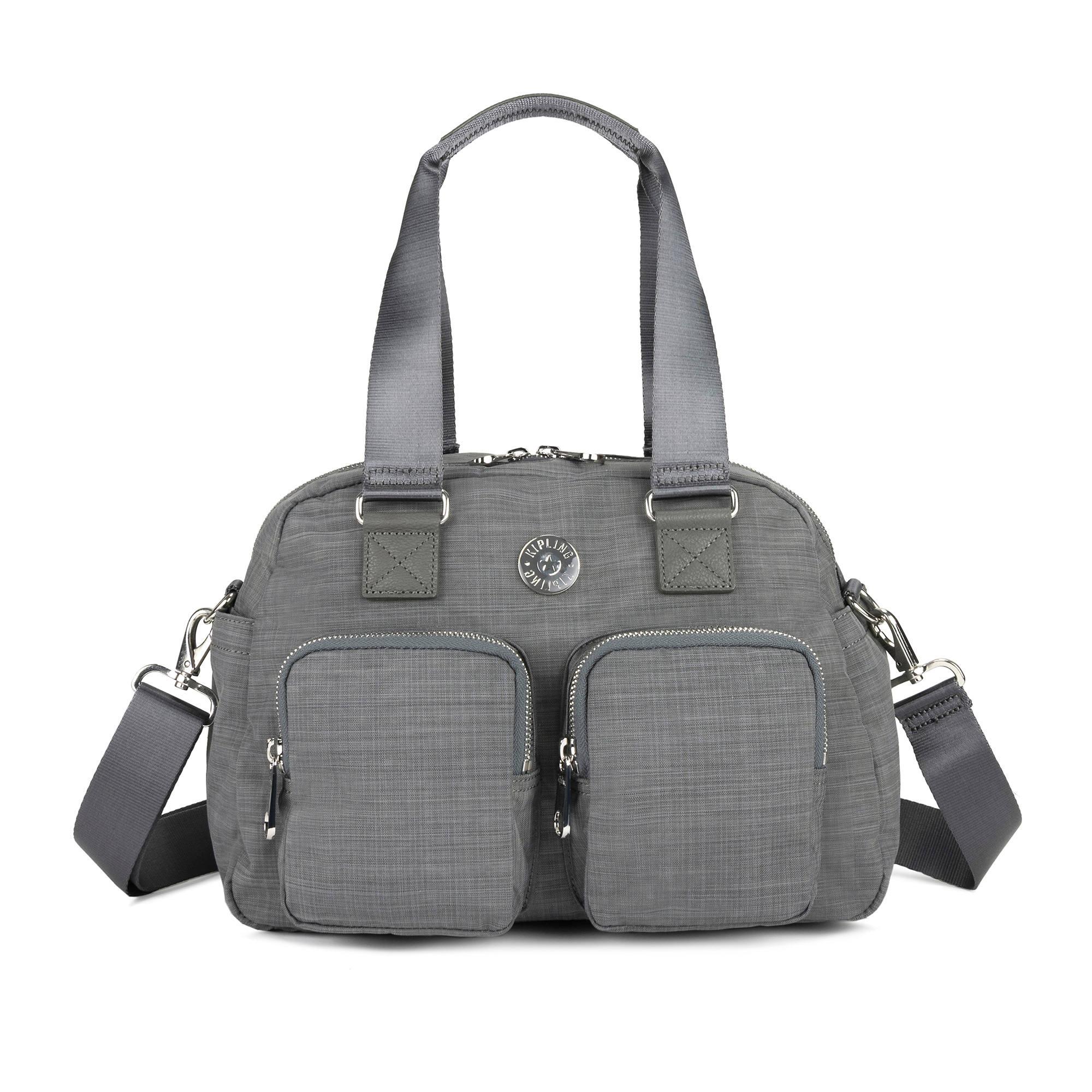 Defea Handbag,Dusty Grey Dazz,large-zoomed
