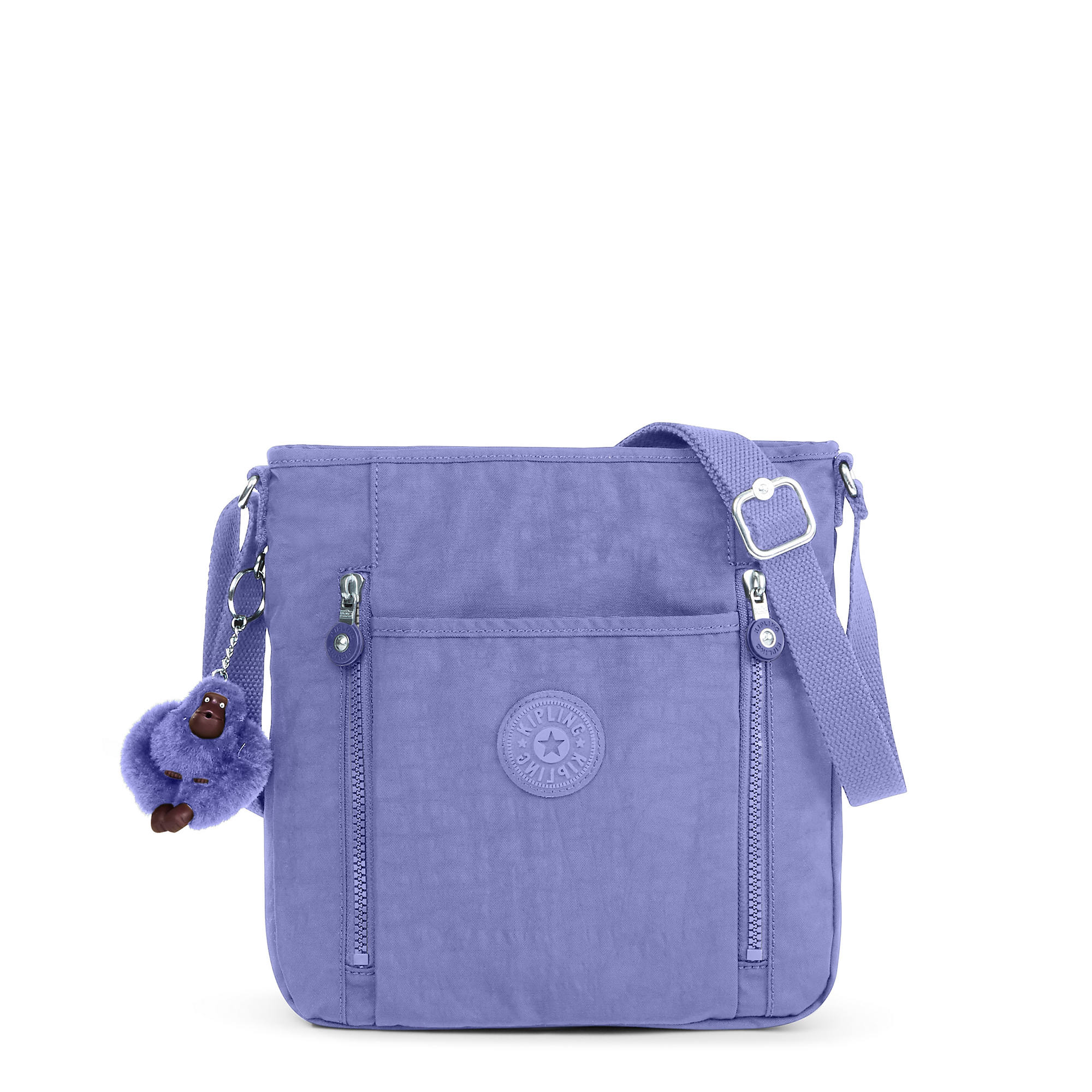 Axl Crossbody Bag Bold Purple Large